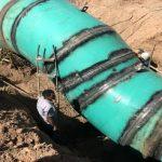 ۹۰ درصد از آب مصرفی مردم از طرح غدیر تامین می شود