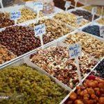 قیمت آجیل شب یلدا کیلویی ۹۰۰ هزار ریال در اهواز