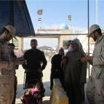 ۴۰ هزار نفر اتباع خارجی از مرز شلمچه به عراق ورود کرده اند