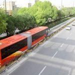 سرویس دهی سازمان اتوبوسرانی اهواز با محدودیت انجام می شود