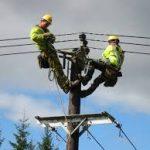 شبکه برق شهرستان کارون بهینه سازی و اصلاح شد