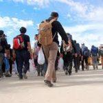 ۲۳ هزار و ۲۶۸زائر از مرز چذابه وارد میهن شدند
