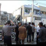 انفجار گاز یک مجتمع در اهواز هفت نفر را مصدوم کرد