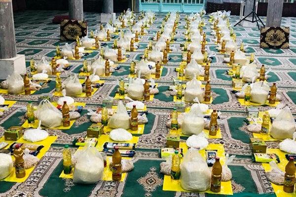 توزیع ۱۰۰ هزار بسته کمکهای مؤمنانه در خوزستان آغاز شد