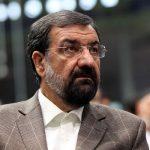 محسن رضایی برای بازدید از مناطق زلزله وارد مسجد سلیمان شد