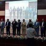 مراسم تودیع و معارفه مدیر کل تامین اجتماعی خوزستان برگزار شد