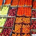 ورود بیش از ۱۹۰ تن میوه نوروزی به سردخانه های خوزستان