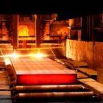 ثبت رکورد تولید شمش در کارخانه تولید فولاد خوزستان