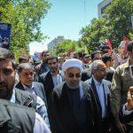 روحانی: برخی خودشان از قطار انقلاب پیاده شدند