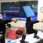 قهرمانی بانوی تیرانداز خوزستانی در مسابقات پاراتیراندازی کشور