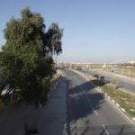 بازگشايي بخشی از مسير بلوار ساحلی شرقي در محدوده منطقه هفت