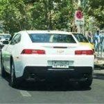 آشنایی با رنگهای مختلف پلاک خودرو در ایران