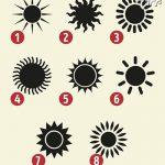 تست شخصیتشناسی؛ کدام خورشید را انتخاب میکنید؟