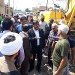 اعلام مهلت ۴۸ ساعته به آبفا و شهرداری اهواز