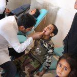 خدمات رایگان تيم دندانپزشكي بنياد خيريه نوآوران سلامت تهران در انديكا