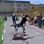 درخشش خوزستانیها در مسابقات دو و میدانی معلولان کشور