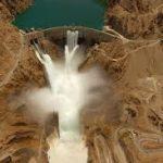 افزایش خروجی آب از سد مارون