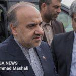 وزیر ورزش و جوانان وارد خوزستان شد