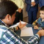 در سال تحصیلی جاری ۱۱۰ هزار و ۵۶۲ نفر نوآموز خوزستانی سنجش شدند