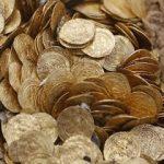 ۵۰ سکه تاریخی در رامشیر کشف شد