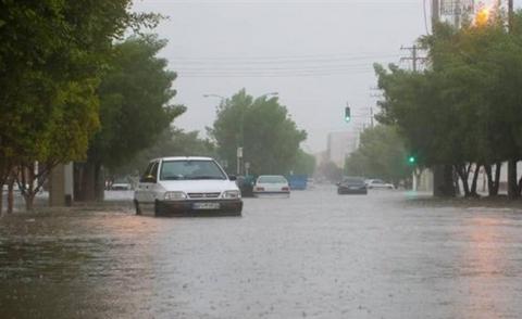 هشدار سطح قرمز هواشناسی خوزستان نسبت به بارندگی و سیلاب