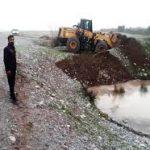 کار تخلیه آب آخرین روستاهای دشت آزادگان به پایان رسید