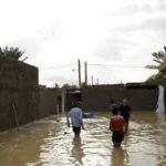 هیچ سیل زده ای در استان در چادر اسکان ندارد