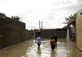 امدادرسانی به ۱۸۲ خانوار متاثر از بارشها در خوزستان