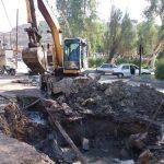 ۱۷۰ نقطه از فاضلاب در کلانشهر اهواز لایروبی شد
