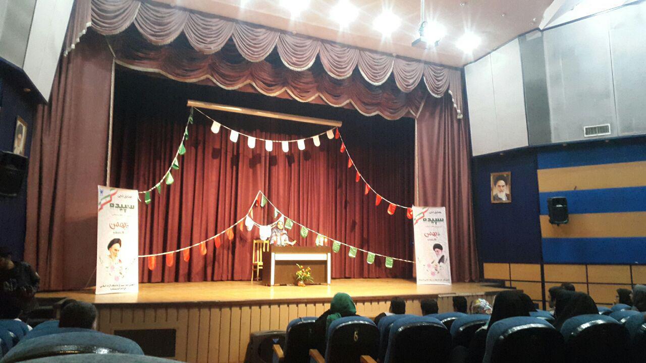 همایش بین المللی شعر مقاومت با عنوان لبیک یا لبنان در شادگان برگزار شد