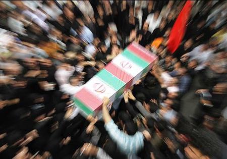 جزییات تشییع و خاکسپاری ۴ شهید دفاع مقدس و مدافع حرم در خوزستان