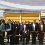 نخستین پارکینگ عمومی در گتوند افتتاح شد