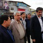 بازدید مشاور وزیر نفت از نمایشگاه نفت و حفاری خوزستان
