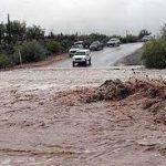 ارتباط روستاهای بخش مرکزی امیدیه قطع شد