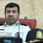 ۱۴۵ نفر از عوامل اصلی اغتشاشات در استان دستگیر شدند