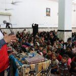 آغاز طرح ملی «با مهر تا مهر» در روستای سیل زده خوزستان