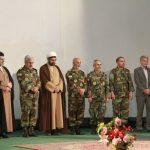 سرهنگ جلائی علیزاده به عنوان فرمانده تیپ ۲۹۲ زرهی دزفول معرفی شد