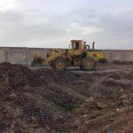 عملیات اجرایی سه طرح عمرانی در اروندکنار آبادان آغاز شد