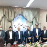 دیدار مجمع نمایندگان خوزستان با معاون پارلمانی رییس جمهوری