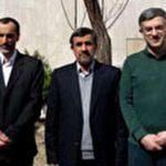 حکم بازداشت موقت مشایی تمدید شد