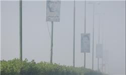 مه پدیده غالب اواخر هفته در خوزستان