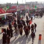 خدمت رسانی یکهزار نفر از نیروی داوطلب استان کرمان به زائران اربعین حسینی