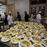 توزیع ۸۰۰ بسته غذایی میان مردم مناطق محروم اهواز