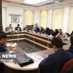 دیدار مدیر و اعضای کمیته های خانه مطبوعات با مدیرکل حفظ آثار دفاع مقدس خوزستان به مناسبت فرارسیدن هفته دفاع مقدس