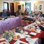 نشست مشترک هیات های عراقی و ایرانی در آبادان برگزار شد