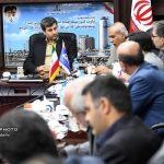 انسجام شرکت های تابعه وزارت نفت در خوزستان برای ارائه خدمات مطلوب به زائران اربعین