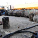 اقدام به سرقت ۹۸۰ بشکه نفت خام از خطوط لوله انتقالی خنثی شد