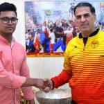 موسوی به تیم وزنهبرداری فولاد خوزستان پیوست