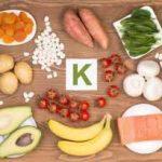 فواید مواد خوراکی حاوی پتاسیم بر بدن