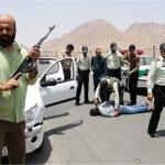 اراذل و اوباش در امیدیه با ماموران انتظامی درگیر شدند